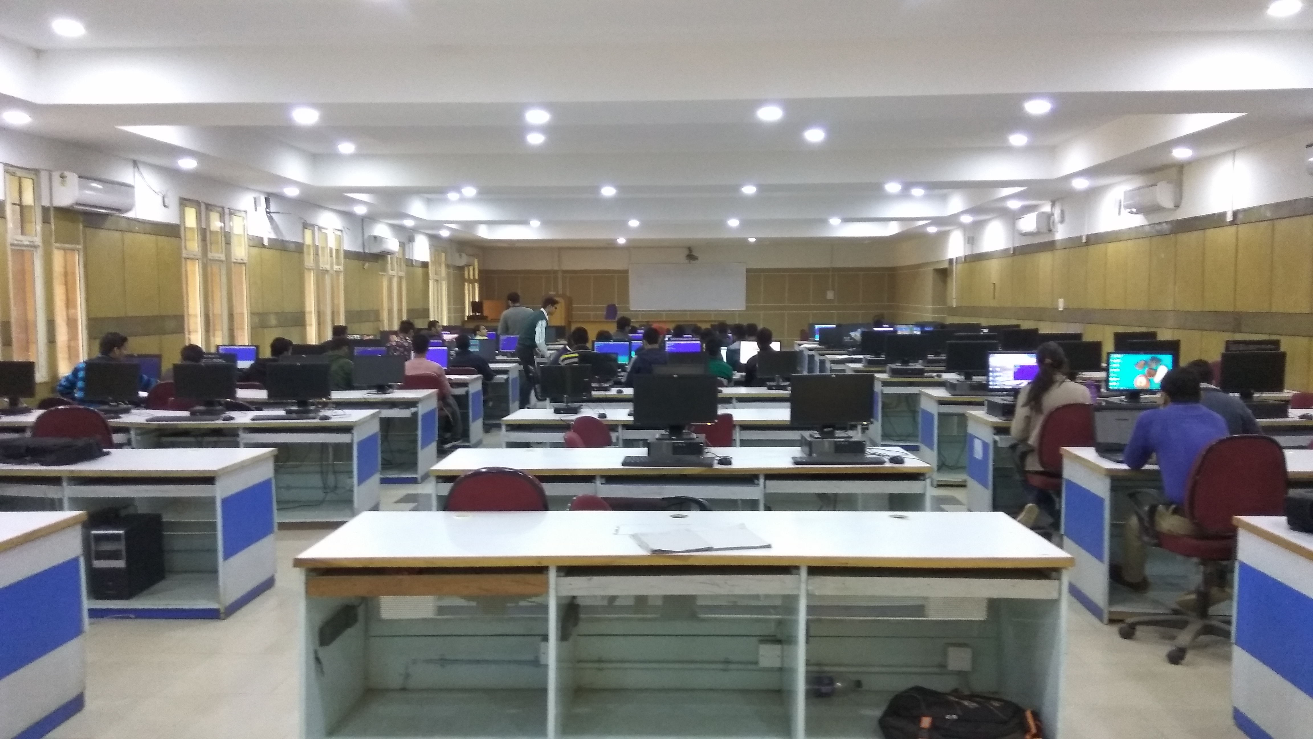Mits Central Facilities